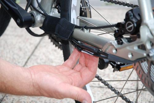 ebike cable repair