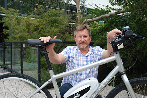 Martin Turner Mr Ebike BionX
