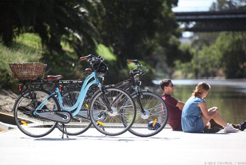 PowerPed ebike Pedalec bicycle