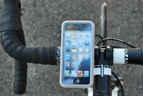 Quadlock Rain Water iPhone Bike