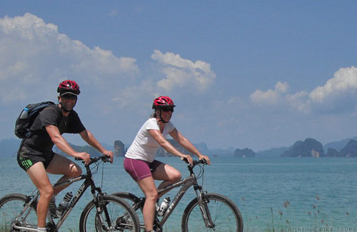 Indochine Thailand Bike Tour Islands