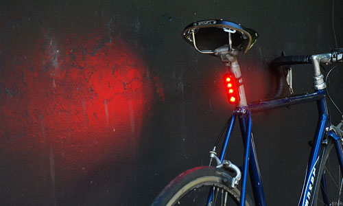 Knog Blinder R Road Rear red bike light