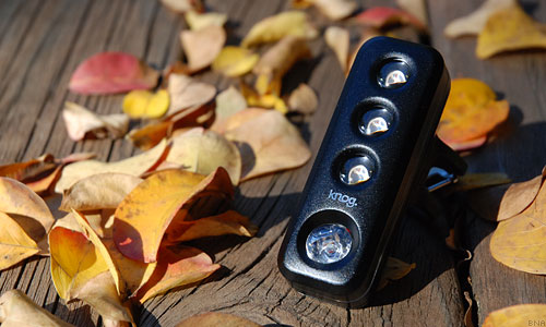 Knog four LED Cree Rear Light