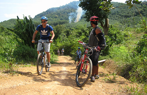 Local Mountain Bike Thailand