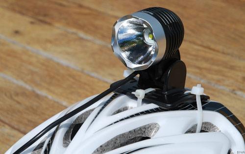 Magicshine MJ-808E Helmet Mount
