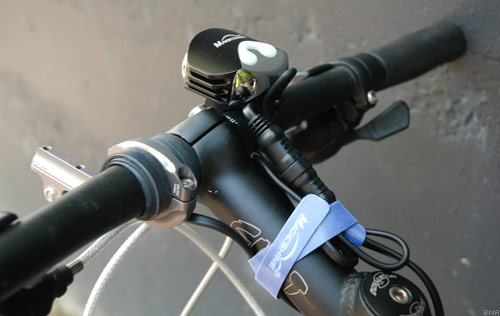Magicshine MJ-880 Cabletie Light Mount