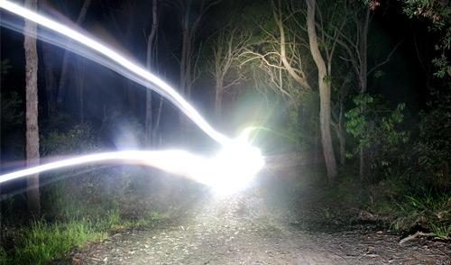 MTB Night Riding Magicshine