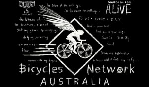 Bicycles Network Australia Cycology bicycle cycling