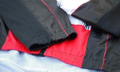 Italian Cycling Red White Black