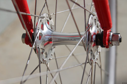 Reid Cycles Harrier Fixie Formula Hubs
