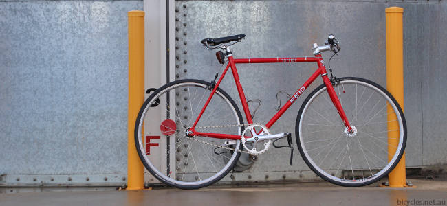 Reid Harrier Fixie Melbourne Sydney Singlespeed