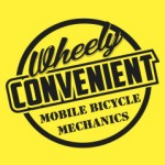 Wheel Convenient Mobile Bicycle Mechanics