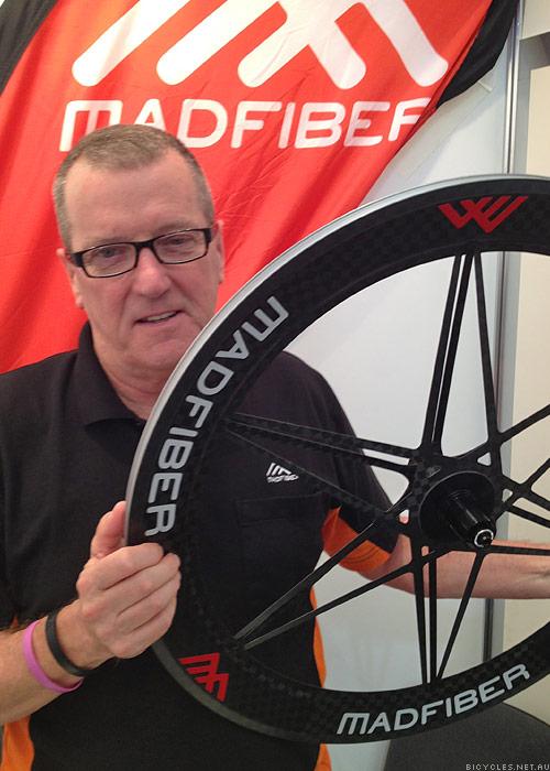 Eurobike Madfibre Russ Riggins