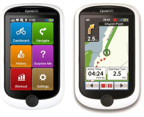 Magellan Cyclo 500 5050 505hc GPS Cycle Computer