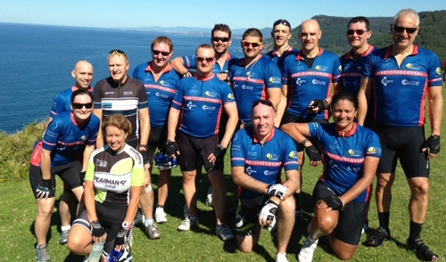 Ride to Recovery Charity Adelaide Melbourne
