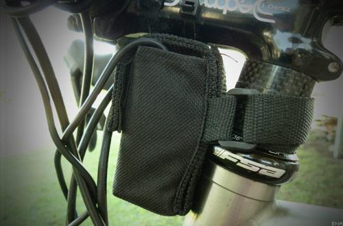 Singfire 1000 lumen battery pack mount