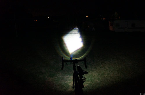 Singfire sf539 1000 lumen concentrated beam