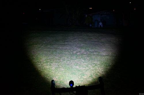Singfire sf539 1000 lumen high beam