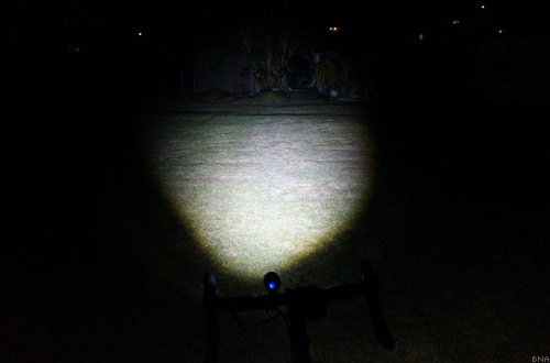 Singfire sf539 1000 lumen medium beam