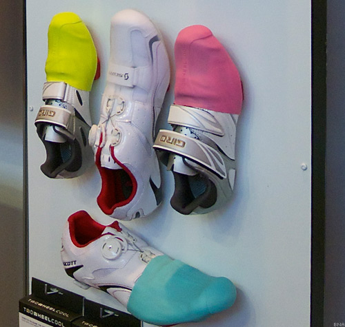 twowheelcool cycle shoe cover warmer