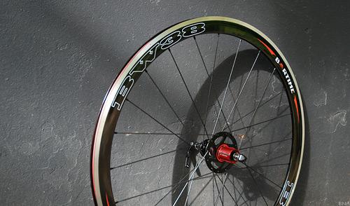 Bartime BW38 Profile Wheelset