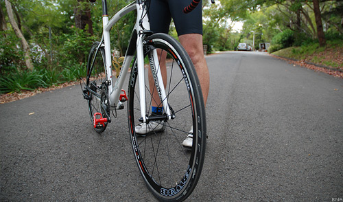 Bartime Road Racing Wheelset Review