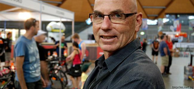Omar Khalifa Australian Cyclists Party