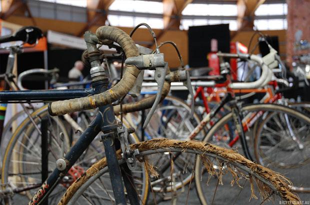 Sydney Bike Show Retro Vintage Bikes