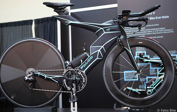 Falco Stealth Time Trial Bike