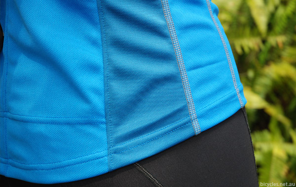 Nano Charcoal Carbon Polyester Fabric Breathable Cycling