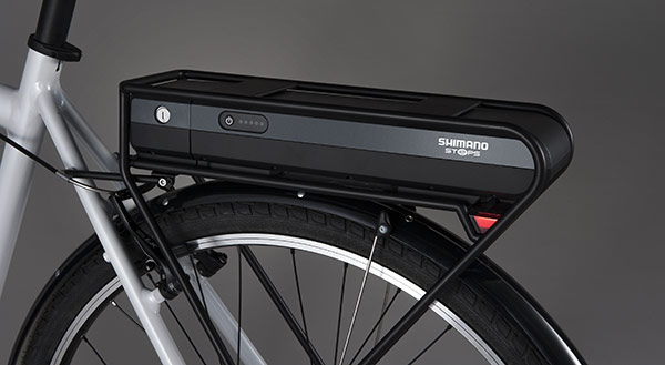 Shimano STEPS ebike Battery