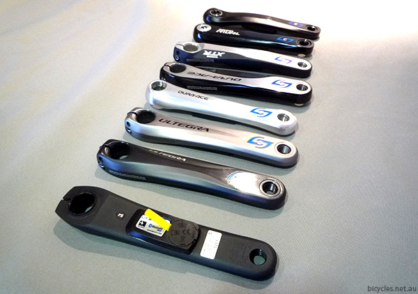 Stages Power meter Australia