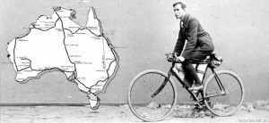 Arthur Richardson Nullabor Cycling Australia