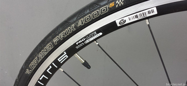 Review Pro-Lite OZ Bracciano A27 Road Cycling Wheelset