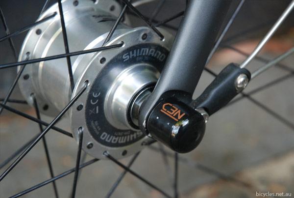Sphyke NED Combination Lock Cap