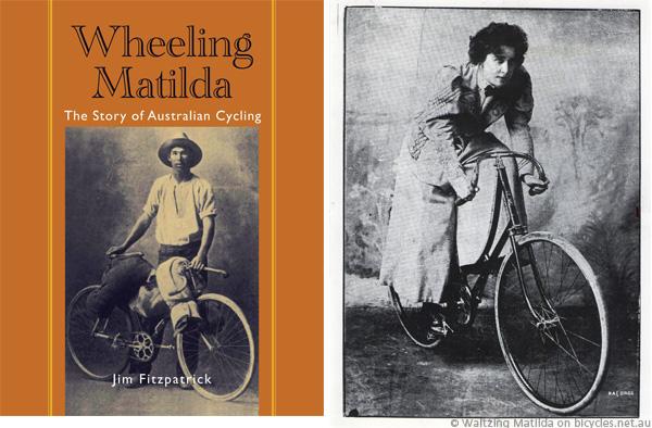 Wheeling Matilda Jim Fitzpatrick Cycling History