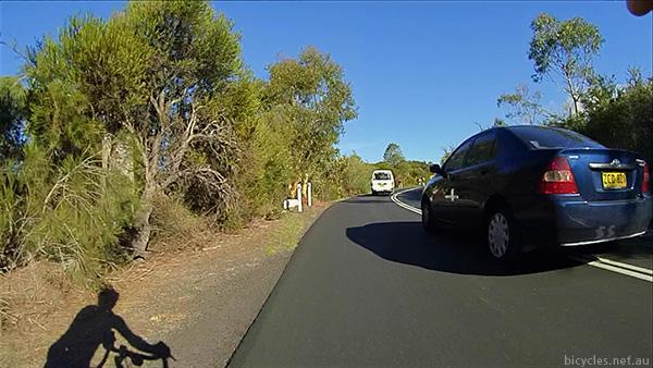 BlackVue Bike Camera Registration Number Plate