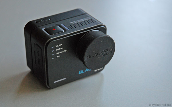 Blackvue naked video camera