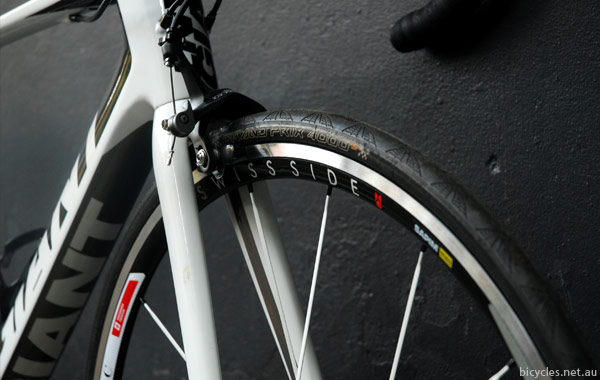 Swissside Franc Training Racing Stiff Wheel