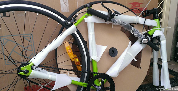 Cell Bikes Assembly