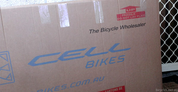 Cell Bikes Delivery