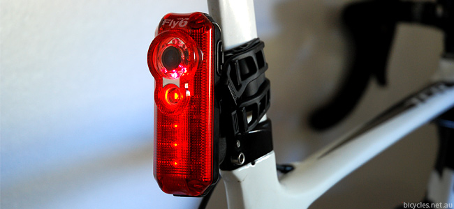 Fly6 Bicycle Safety Camera Light