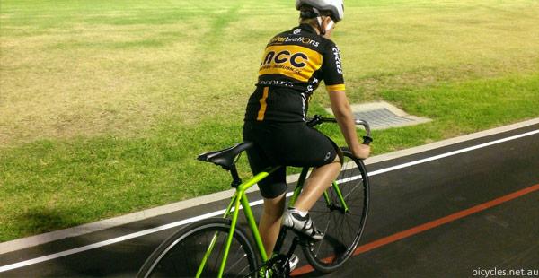 Kids Track Bike