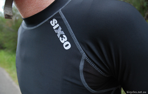 SIX30 Compression Top