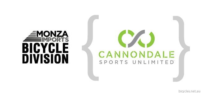 Monza Imports Cannondale Sports Group Australia
