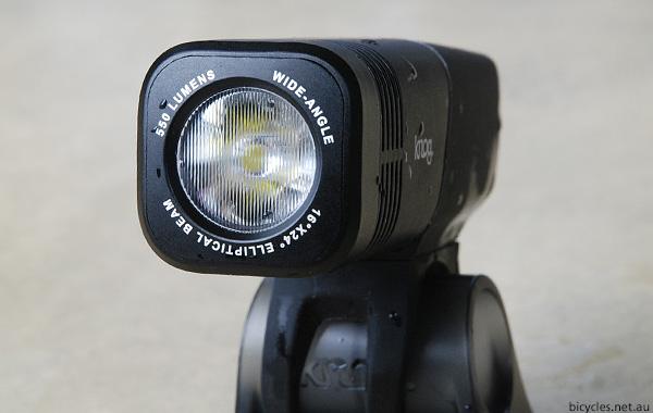 Blinder Arc Cree LED Lumens