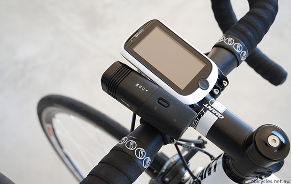 Cyclo 505 Garmin Edge 810 GPS Computer