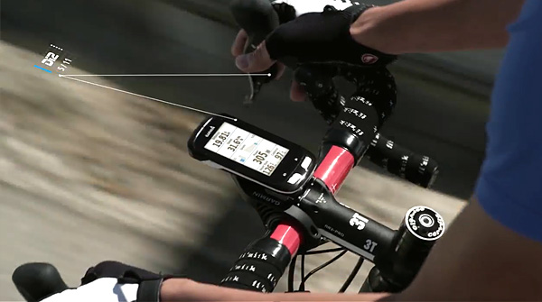 Garmin Edge 1000 Cycling GPS Computer