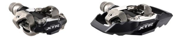 Shimano XTR M9000 SPD Pedals