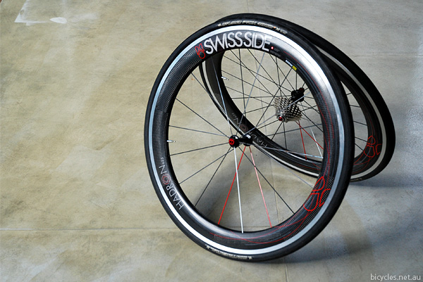 Aerodynamic Racing Wheels